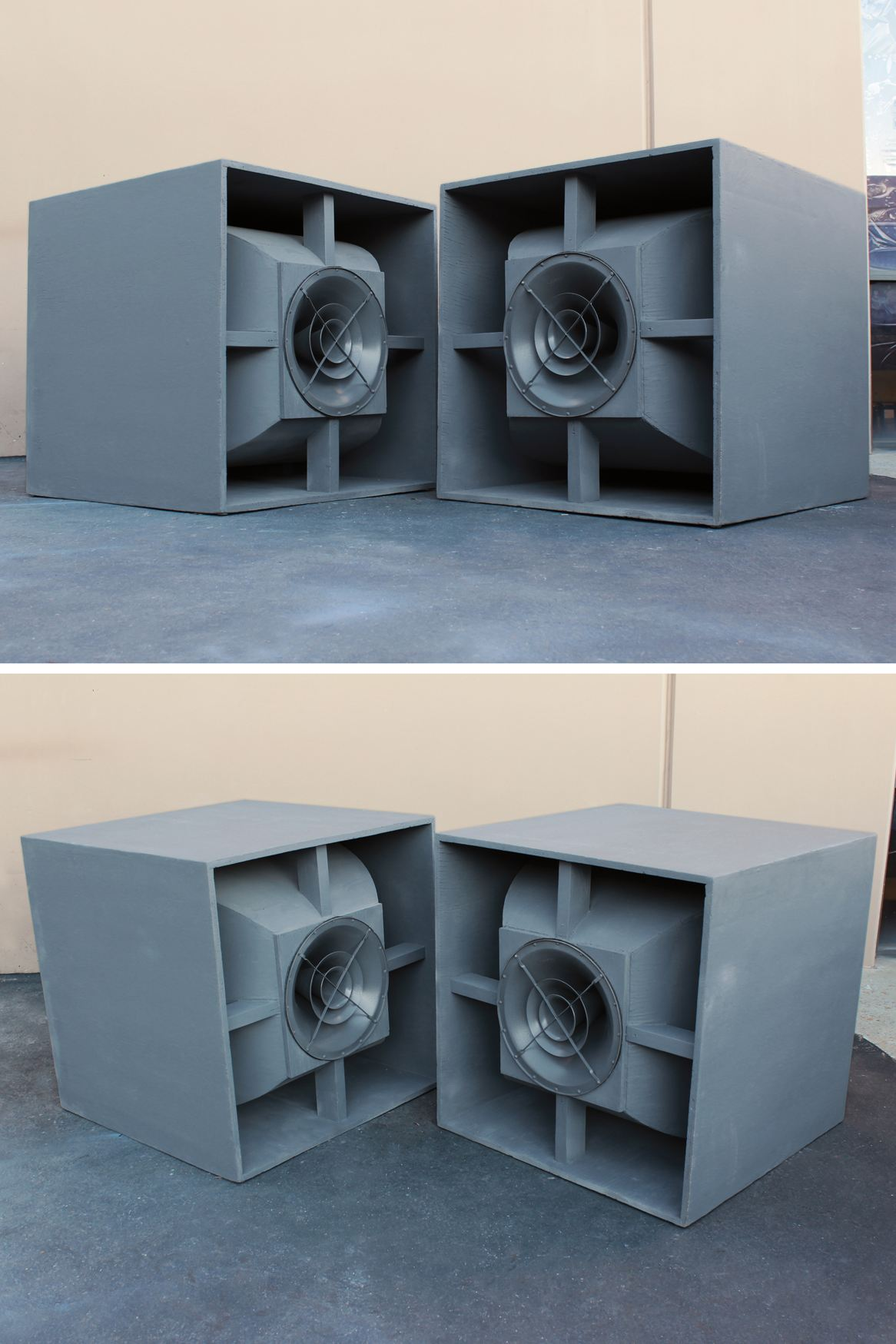 Folded horn patent    - 2-Channel Home Audio - The Klipsch Audio